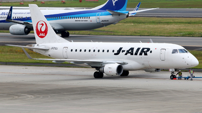 JA212J - Embraer 170-100STD - J-Air