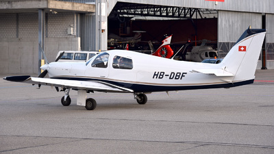 HB-DBF - Ruschmeyer R90-230RG - Private