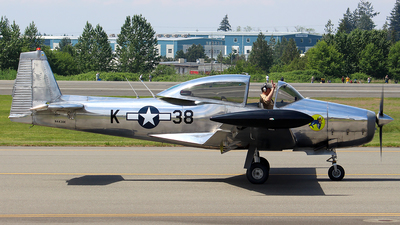 N4438K - Ryan Navion A - Private