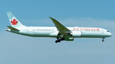 A picture of CFRSI - Boeing 7879 Dreamliner - Air Canada - © M Tanibata