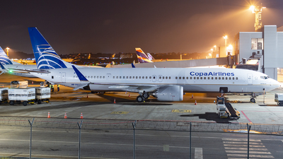 HP-9903CMP - Boeing 737-9 MAX - Copa Airlines