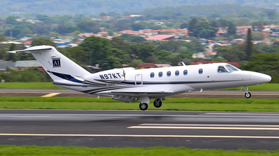 N97KT - Cessna 525 Citation CJ4 - KTKJ Sky Link