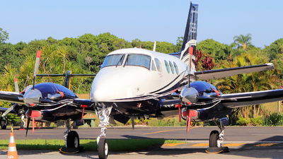 A picture of PTOTG - Beech C90A King Air - [LJ1096] - © Floripa Spotter