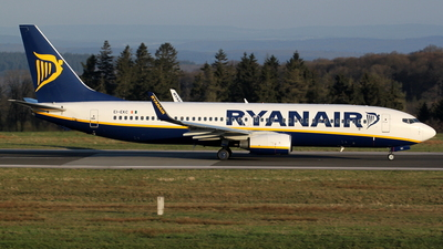 EI-EKC - Boeing 737-8AS - Ryanair