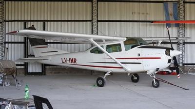 LV-IMR - Cessna 182 - Private