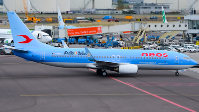 I-NEOS - Boeing 737-86N - Neos