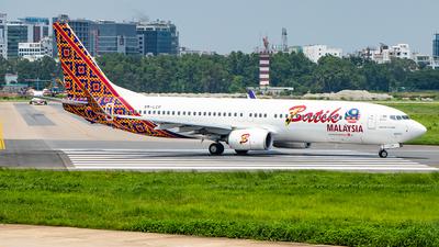 9M-LCP - Boeing 737-8GP - Batik Air Malaysia