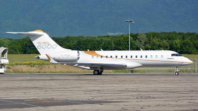 A picture of CFNXK - Bombardier Global 6000 - [9766] - © jeremy denton