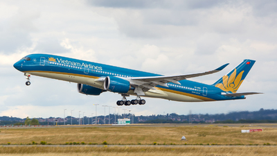 VN-A889 - Airbus A350-941 - Vietnam Airlines