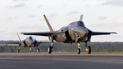 ZM146 - Lockheed Martin F-35B Lightning II - United Kingdom - Royal Air Force (RAF)