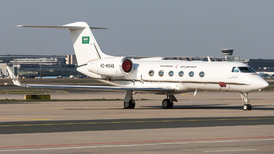 A picture of HZMS4B - Gulfstream G450 - [4324] - © Sierra Aviation Photography