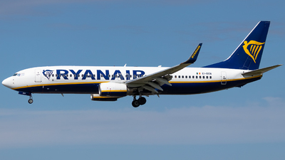 A picture of EIDCN - Boeing 7378AS - Ryanair - © James Dinsdale