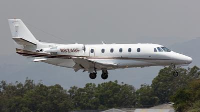 N624GF - Cessna 560XL Citation XLS - Private