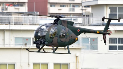 31305 - Kawasaki OH-6D - Japan - Ground Self Defence Force (JGSDF)