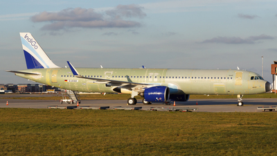 D-AYAH - Airbus A321-271NX - Airbus Industrie