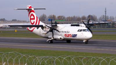 SP-EDF - ATR 42-500 - EuroLOT