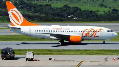 PR-VBQ - Boeing 737-76N - GOL Linhas Aéreas