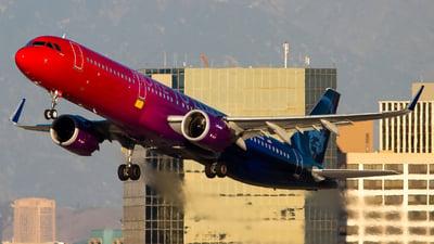 N926VA - Airbus A321-253N - Alaska Airlines