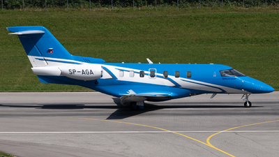 SP-AGA - Pilatus PC-24 - Private