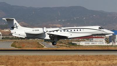 G-SUGA - Embraer ERJ-135BJ Legacy 650 - Amsair Aircraft