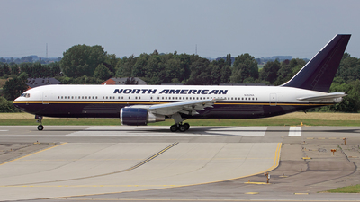 N762NA - Boeing 767-319(ER) - North American Airlines