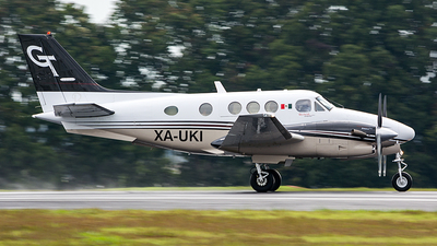 A picture of XAUKI - Beech C90GT King Air - [LJ1788] - © OSCAR GUILLEN