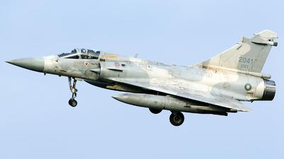 2041 - Dassault Mirage 2000-5EI - Taiwan - Air Force