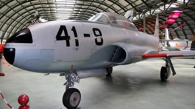 E.15-51 - Lockheed T-33A Shooting Star - Spain - Air Force