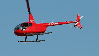 N43GA - Robinson R44 Clipper II - Guidance Aviation