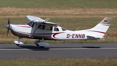 D-ENNB - Cessna T206H Stationair TC - Private
