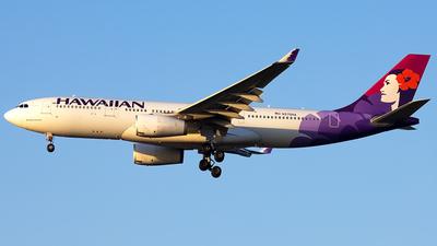 N370HA - Airbus A330-243 - Hawaiian Airlines