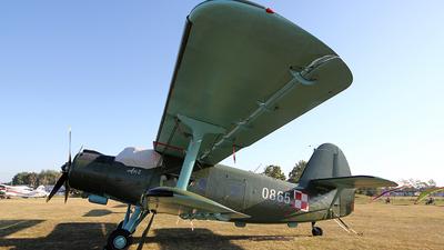 SP-AOO - PZL-Mielec An-2T - Antonov An-2 Lëtzebuerg