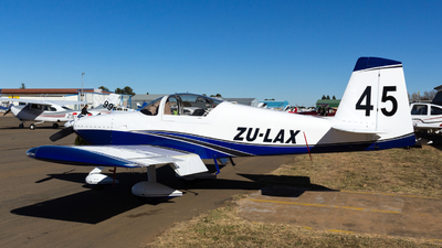 ZU-LAX - Vans RV-7A - Private