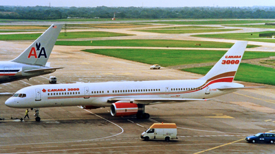 C-FXOO - Boeing 757-28A - Canada 3000 Airlines