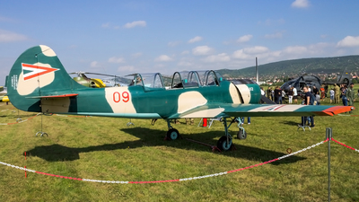 09 - Yakovlev Yak-52 - Hungary - Air Force