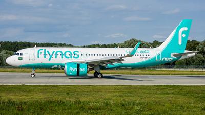 HZ-NS42 - Airbus A320-251N - Flynas