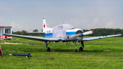 RA-44355 - Yakovlev Yak-18T - Private