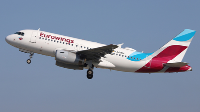 A picture of DAGWH - Airbus A319132 - Eurowings - © Frank Specker