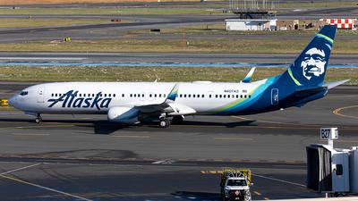 A picture of N407AS - Boeing 737990(ER) - Alaska Airlines - © OCFLT_OMGcat