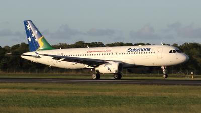 H4-SIB - Airbus A320-232 - Solomon Airlines