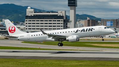 JA248J - Embraer 190-100STD - J-Air