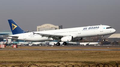 EI-KDA - Airbus A321-231 - Air Astana