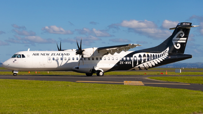 ZK-MVK - ATR 72-212A(600) - Air New Zealand