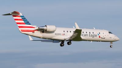 N229PS - Bombardier CRJ-200ER - American Eagle (PSA Airlines)