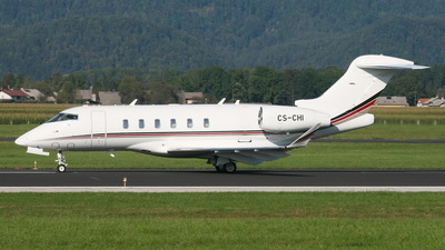 CS-CHI - Bombardier BD-100-1A10 Challenger 350 - NetJets Europe