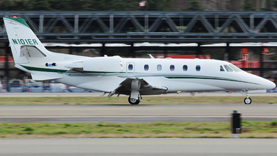 N101ER - Cessna 560XL Citation Excel - Private