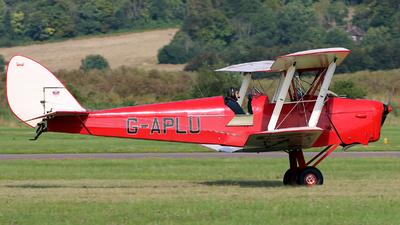 A picture of GAPLU - De Havilland DH82 Tiger Moth - [85094] - © Stephen Duquemin