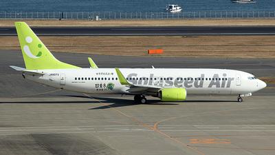JA807X - Boeing 737-81D - Solaseed Air