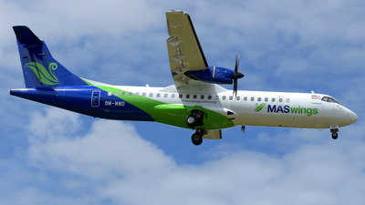 9M-MWD - ATR 72-212A(500) - MASWings