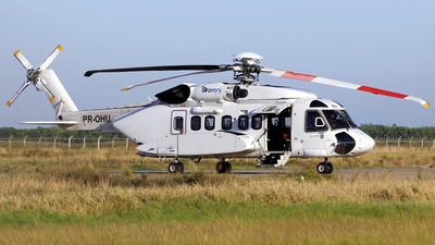 A picture of PROHU - Sikorsky S92A Helibus - Omni Taxi Aereo - © Allan Martins Antunes